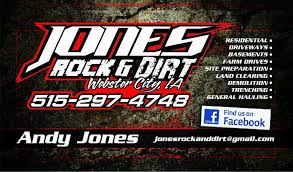 Jones Rock & Dirt